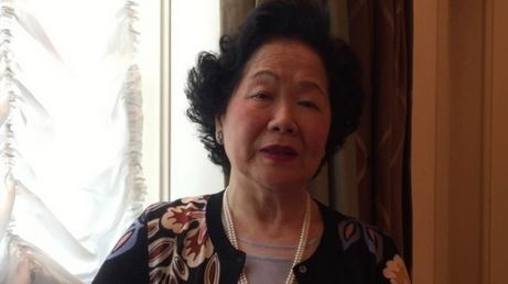 Former Chief Secretary of Hong Kong, on Diversity Anson Chan