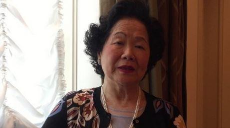 Former Chief Secretary of Hong Kong, on Diversity Anson Chan