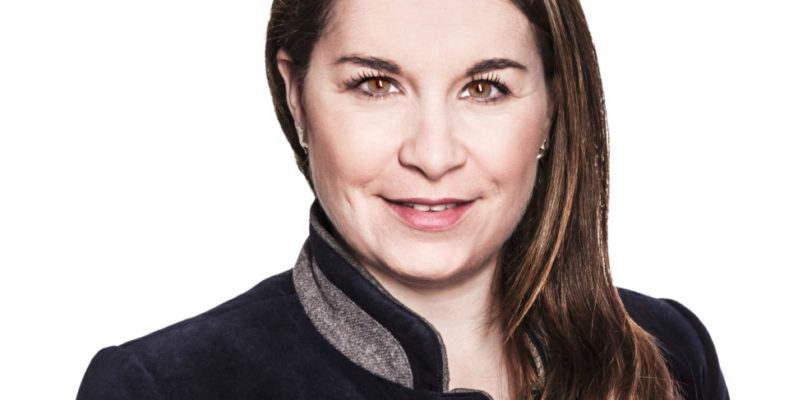 Role Model Portrait photo of Carla Bünger