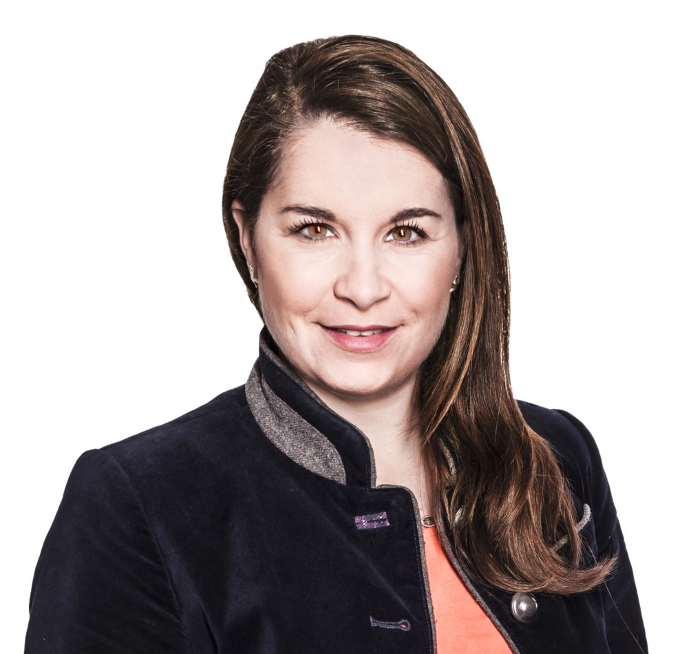 Role Model Portrait photo of Carla Bünger