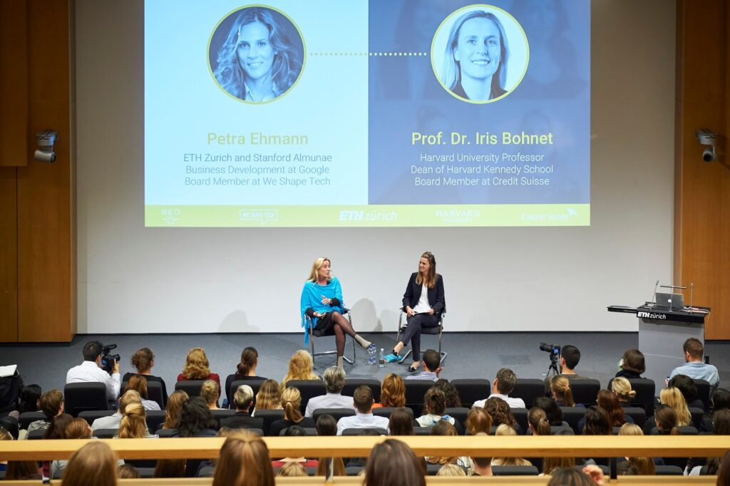 Fireside Chat with Prof. Iris Bohnet | ETH |