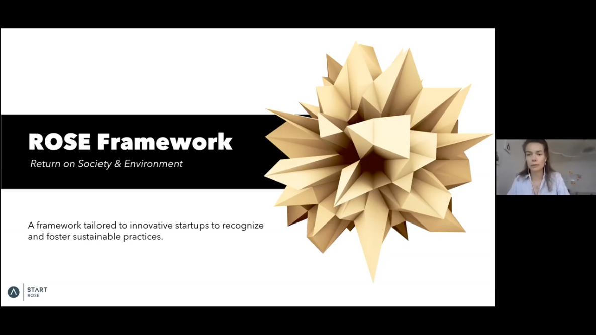 Lunch & Learn Webinar: How to Integrate Sustainability & Impact in Startups