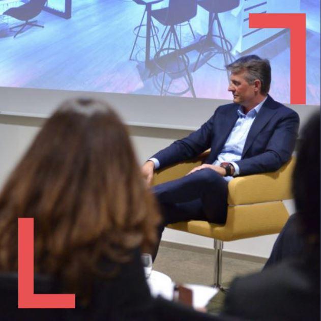 Inspiring Talk with Bank Cler with CEO Sandra Lienhart and Jörg Schönhärl, @Bank Cler