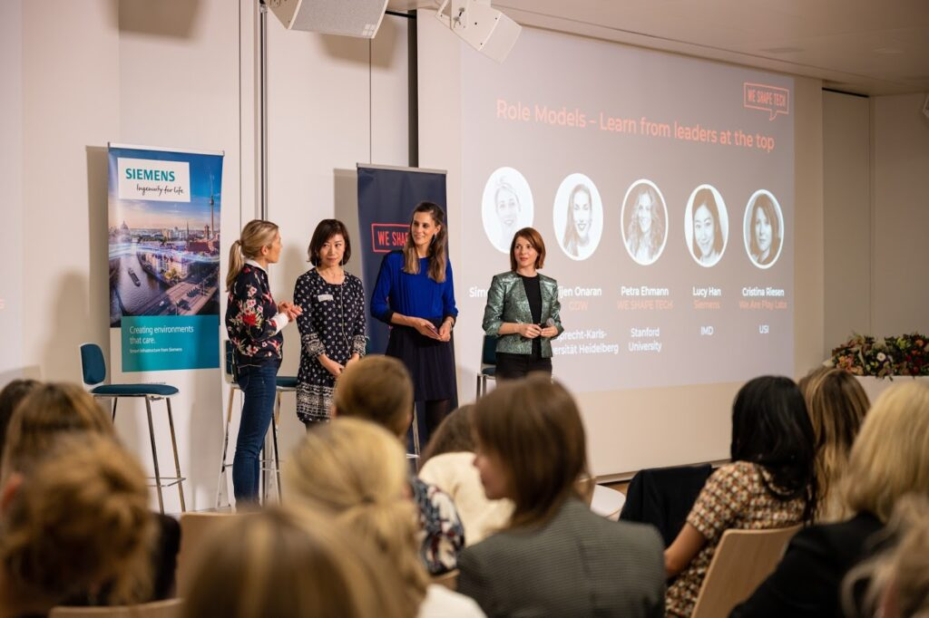 Role Models – Learn from Leaders at the Top   Interviews and Panel