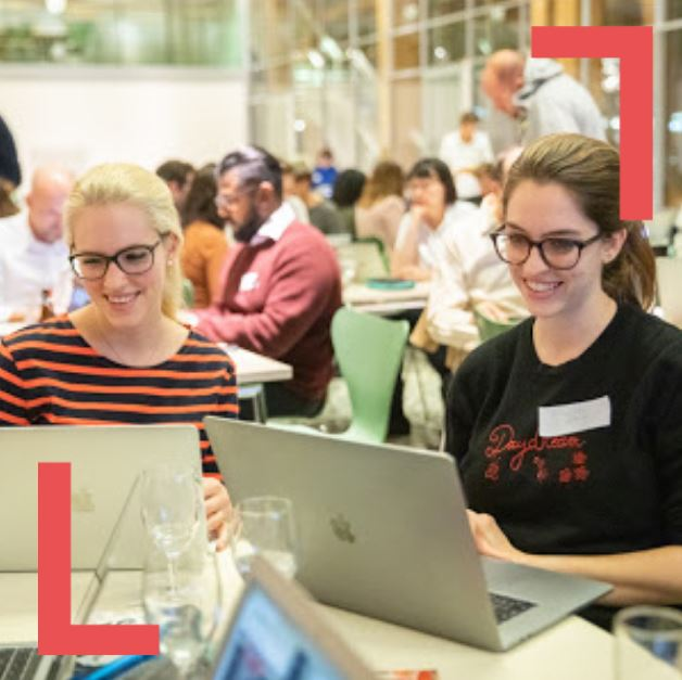 Learn To Code During CodeWeekEU Article on horizont.de Article on persoenlich.ch