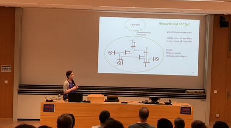 Machine Learning & Power Systems Workshop @ ETH Zürich