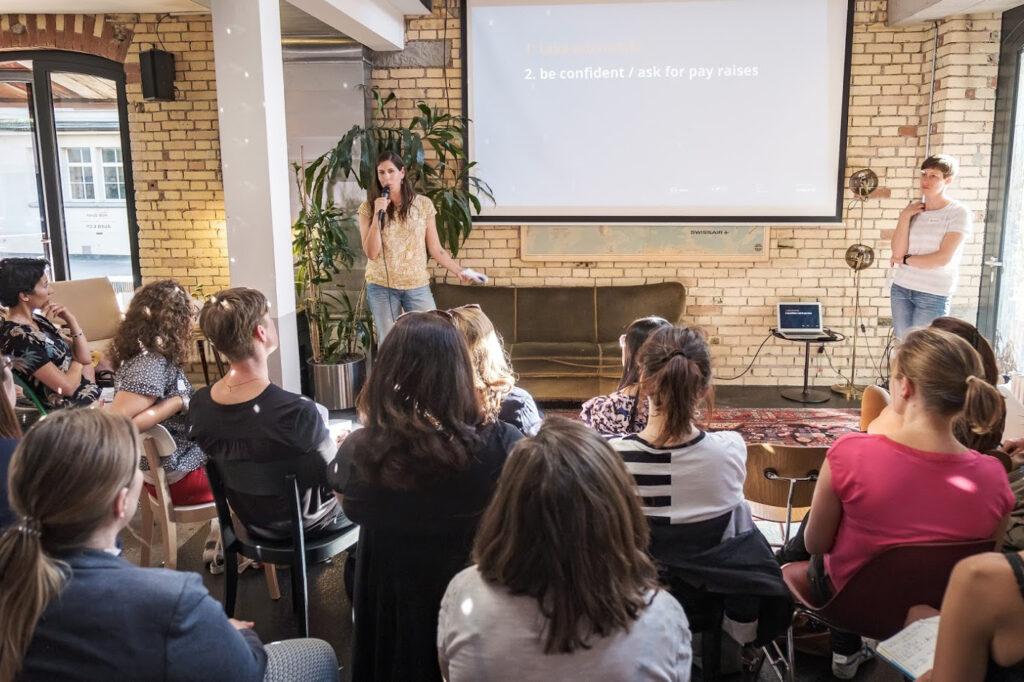 Matchmaking: Bringing Startups and Talents Together |