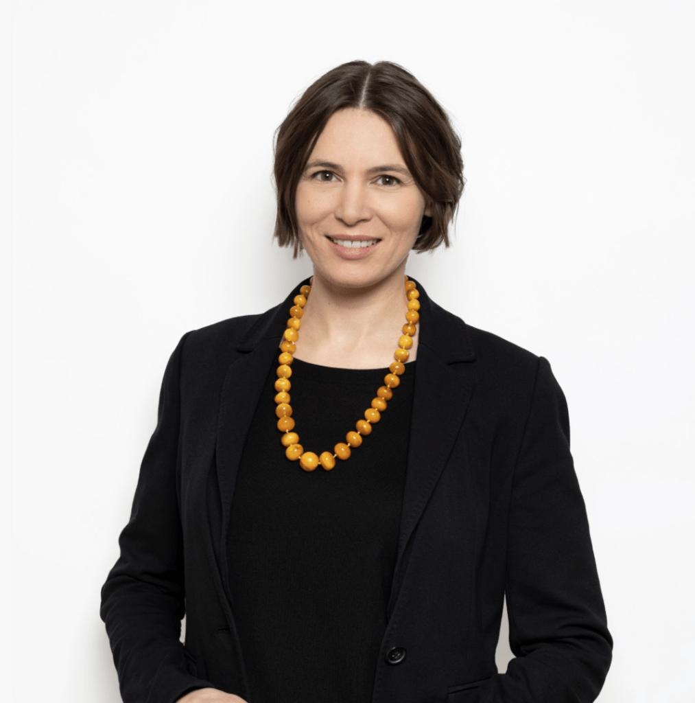 Portrait photo of role model Nicole Streuli-Fürst