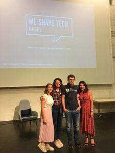 Talk with tech entrepreneur Jonas Felix