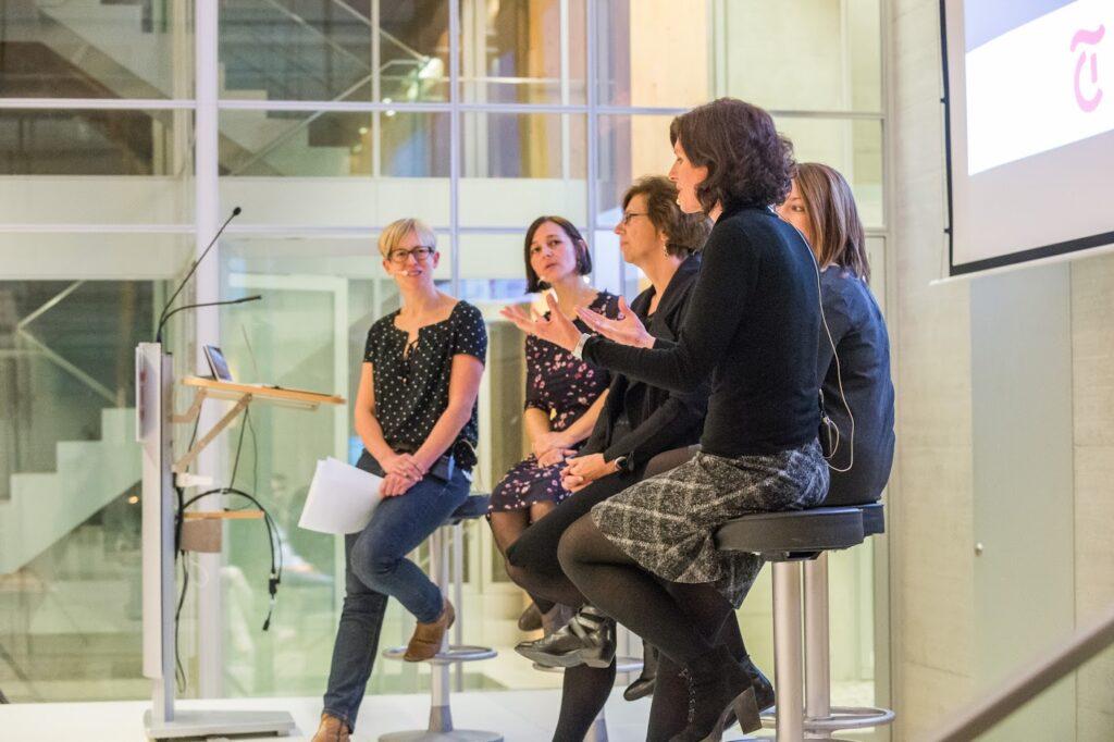 Vier Frauen, vier Wege – Vorbilder unserer Zeit