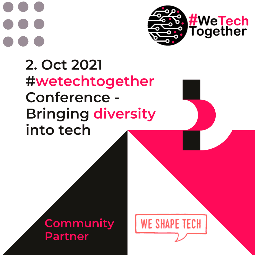 #WeTechTogether2021