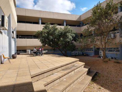 In der technischen Universität in der Provinz Westkap Cape Peninsula University of Technology (CPUT)